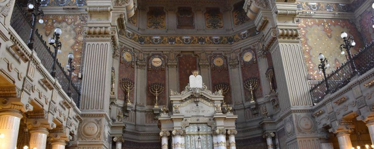 בית הכנסת הגדול ברומא