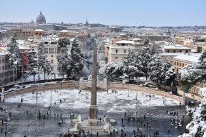 פארק בורגוזה ברומא
