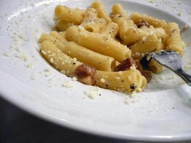מסעדת פסטה ברומא
