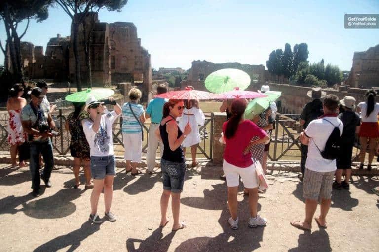עקיפת תור ברומא