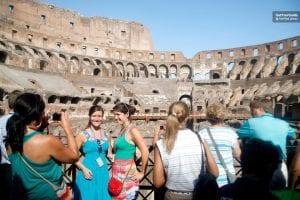 סיור ברומא ללא תור