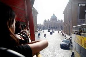 סיור אוטובוס רומא