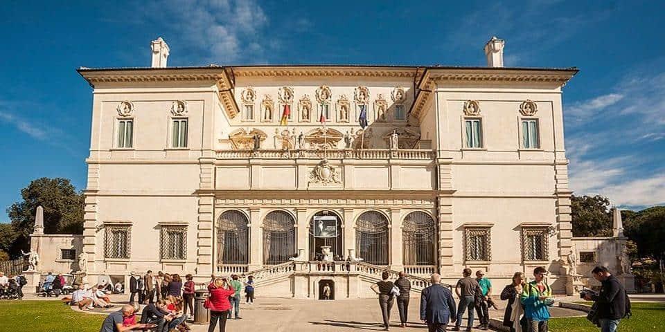 גלריית בורגזה