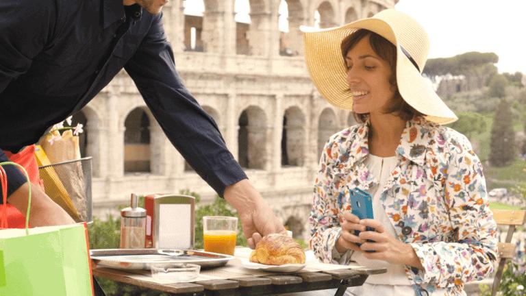 סיור אוכל ברומא