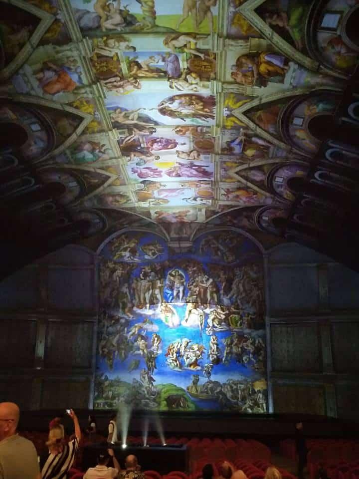 הופעה ברומא