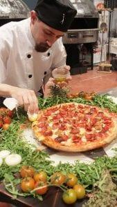 שף איטלקי סיור גורמה