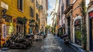 השכרת קטנוע ברומא