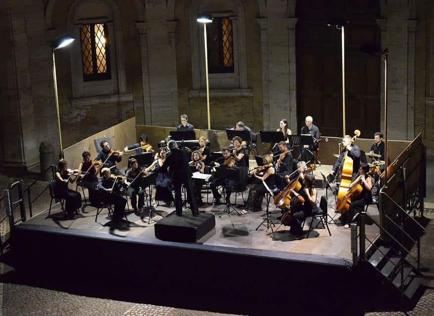 קונצרטים ברומא