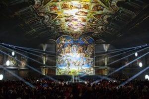 The Last Judgement מחזה ברומא
