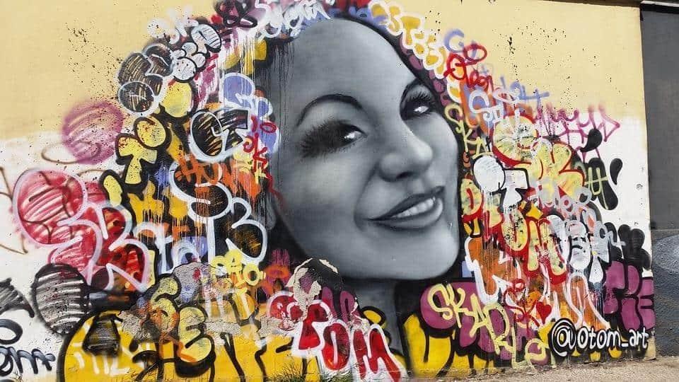 טיול אמנות רחוב ברומא