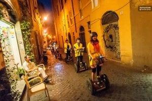 סגווי ברומא