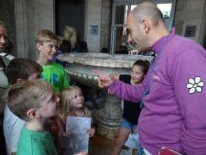 סיור ילדים משפחות וותיקן רומא
