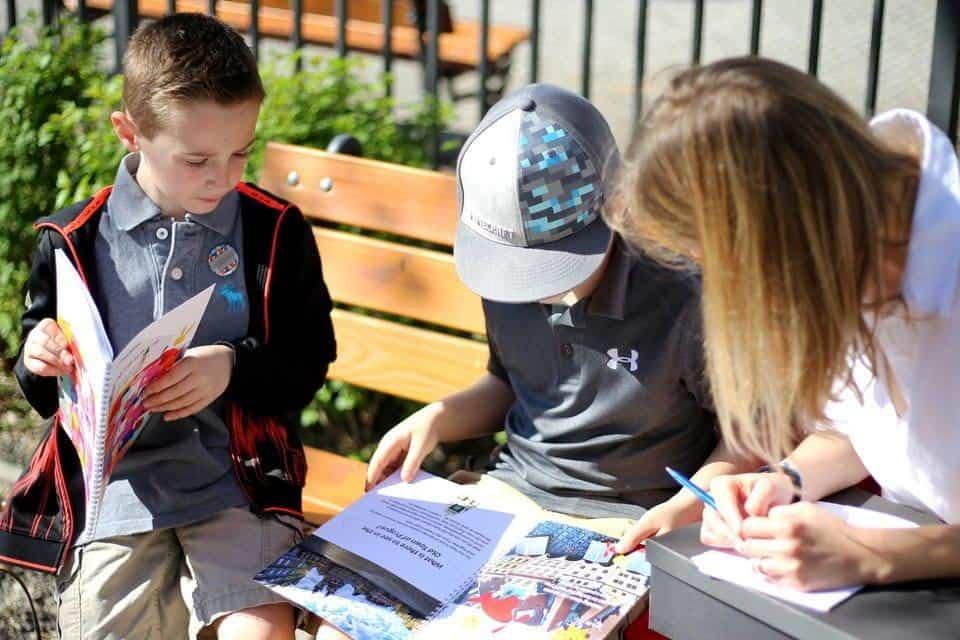 חוברת טיולים לילדים ברומא