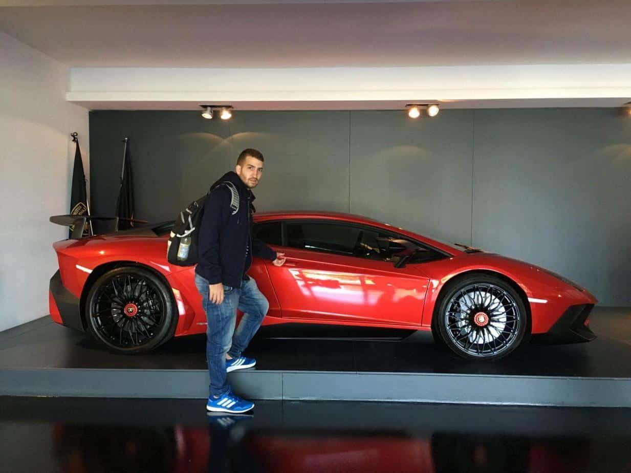 מעולה תערוכת רכבי ספורט איטליה - רומא לישראלים VJ-03