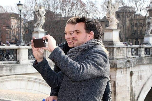 צלם פרטי ברומא