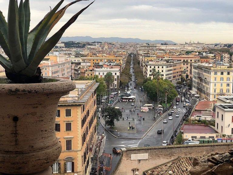 המלצה על רומא
