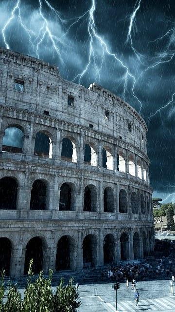 חופשה חורפית ברומא