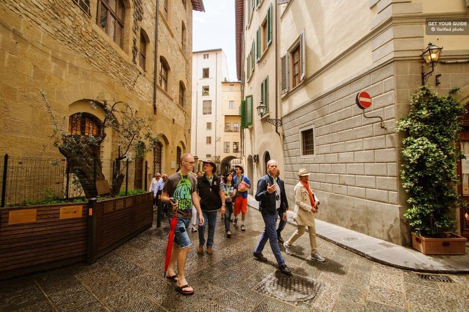 טיול מאורגן לפירנצה מרומא
