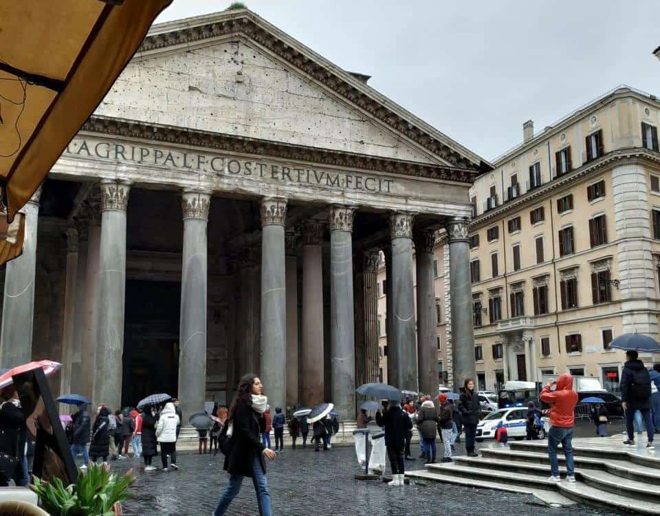 הפנתאון ברומא