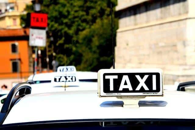 מונית ברומא