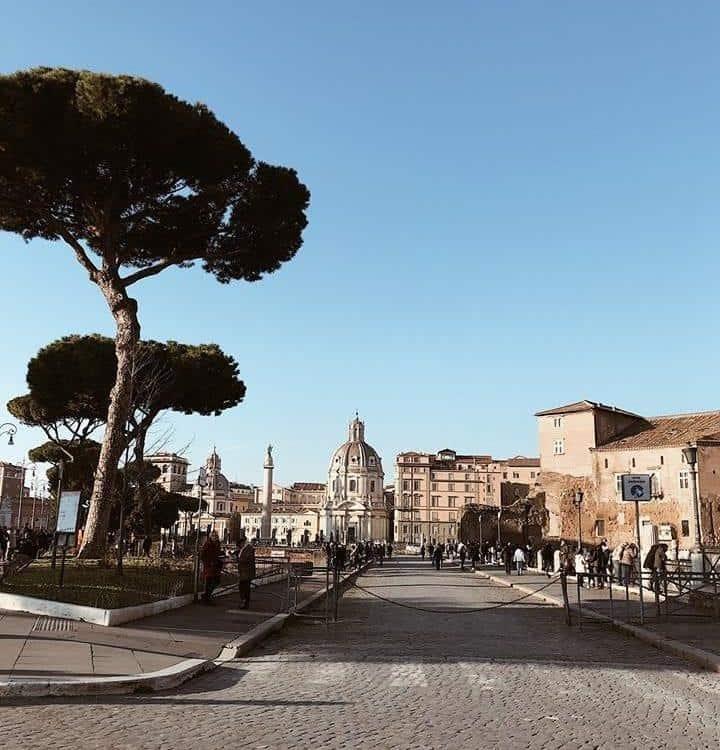 רחובות רומא