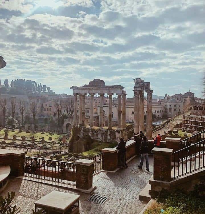 רומא המדהימה