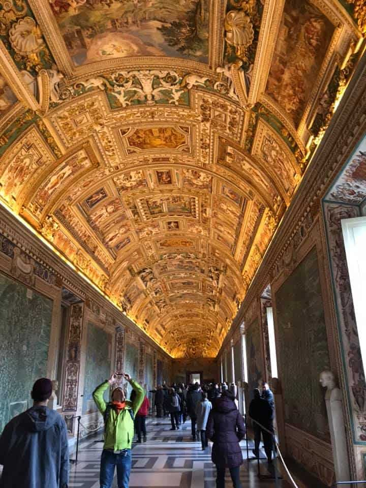 כניסה לוותיקן ברומא