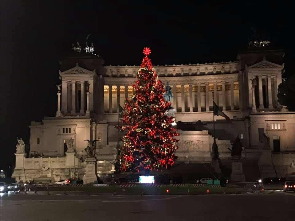 פיאצת דל פופולו בחג המולד - סילבסטר