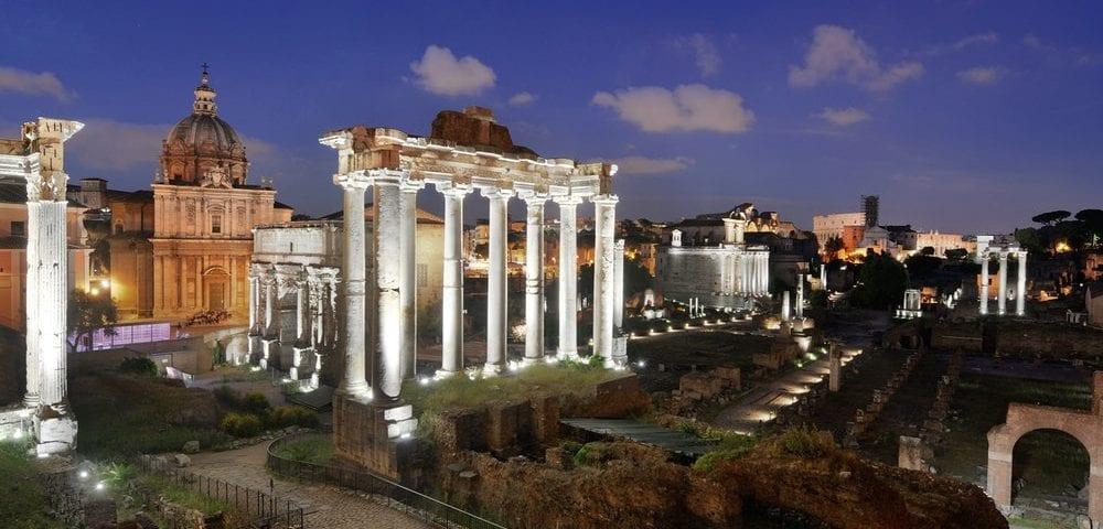 מופע אור קולי ברומא
