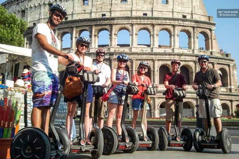 השכרת סאגווי ברומא