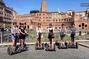 סיור סאגווי ברומא
