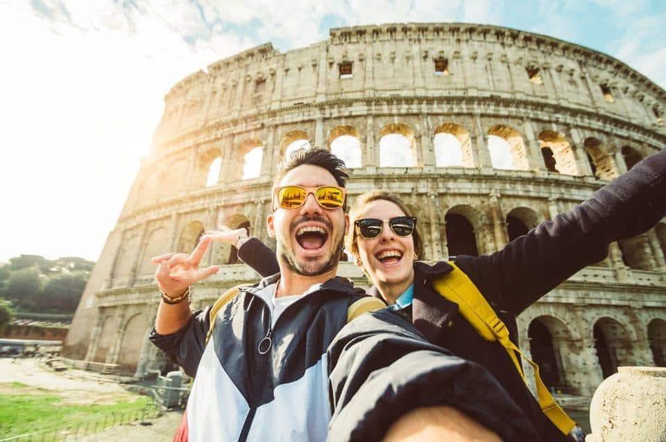 סיור צילום ברומא