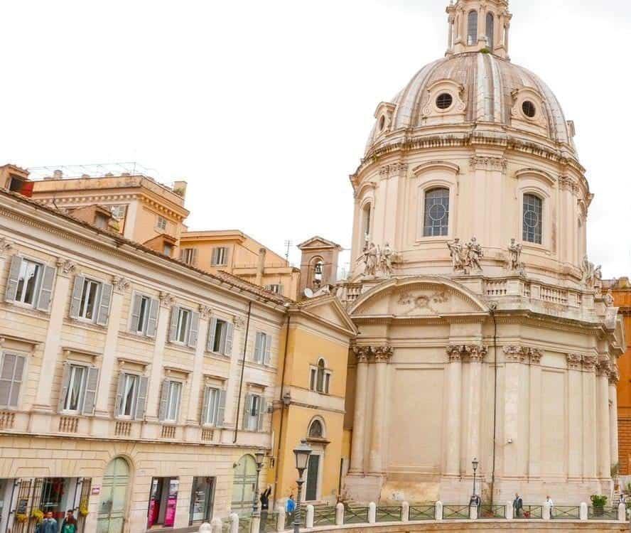 פלאצו וולנטיני Palazzo Valentini