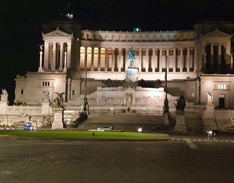 טיול ברומא