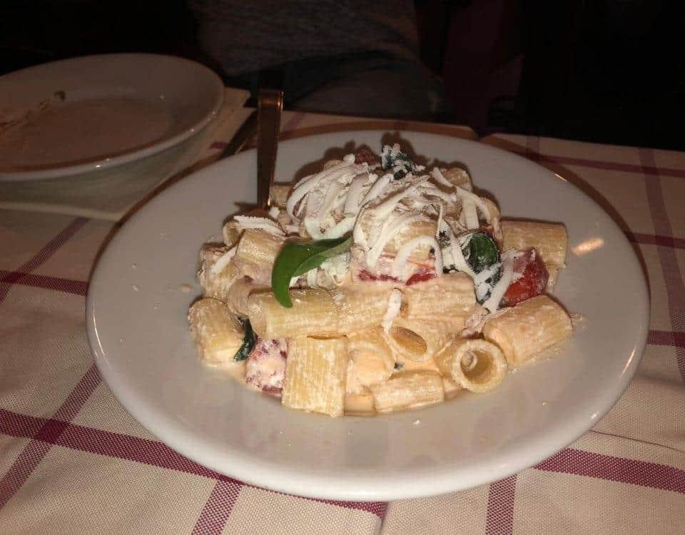 איפה לאכול ברומא