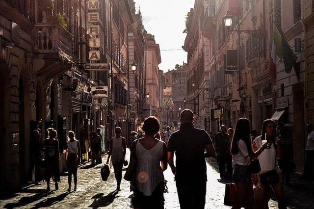 רחובות נאפולי