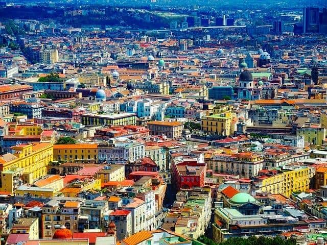 טיול יום מרומא לנאפולי