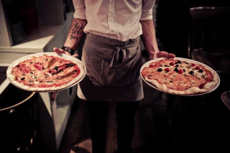 שיעור להכנת פיצה איטלקית