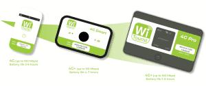 מכשיר WIFI ללא הגבלה ברומא