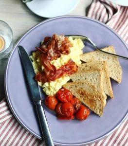 ארוחות בוקר ברומא