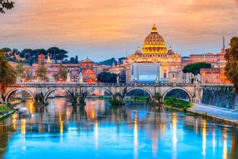 הוותיקן ברומא
