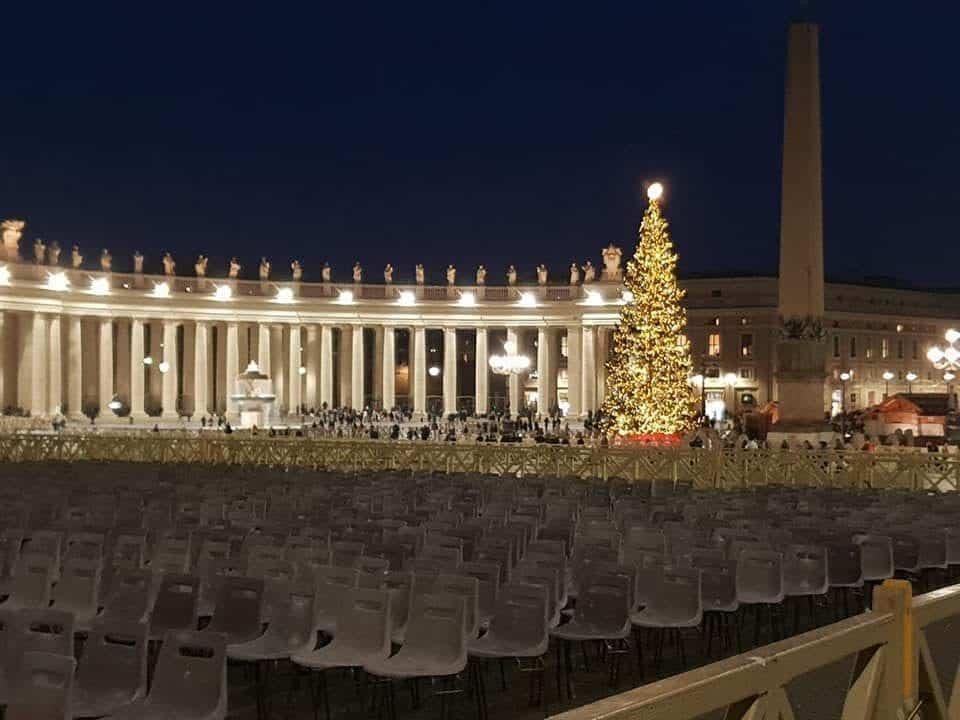 כריסמס ברומא