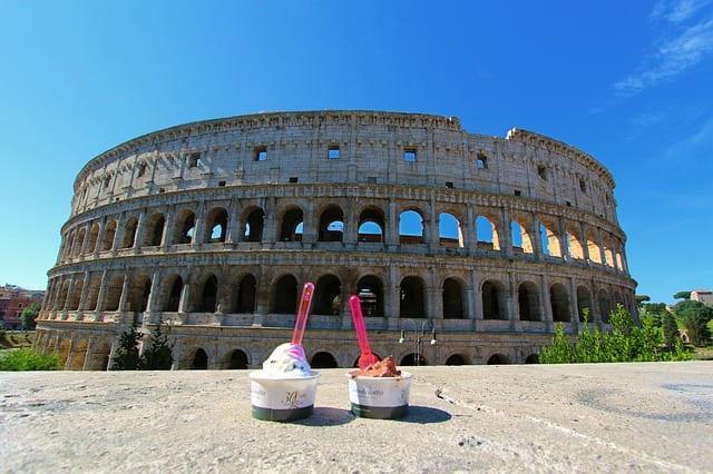 סדנת הכנת גלידה ברומא