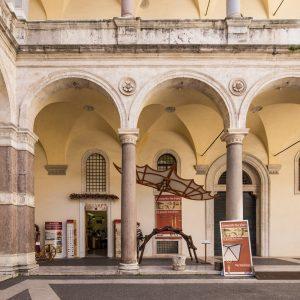 מוזיאון המדע והטכנולוגיה של ליאונרדו דה וינצ'י
