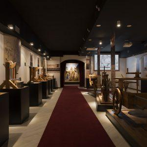 לאונרדו דה וינצ'י מוזיאון רומא