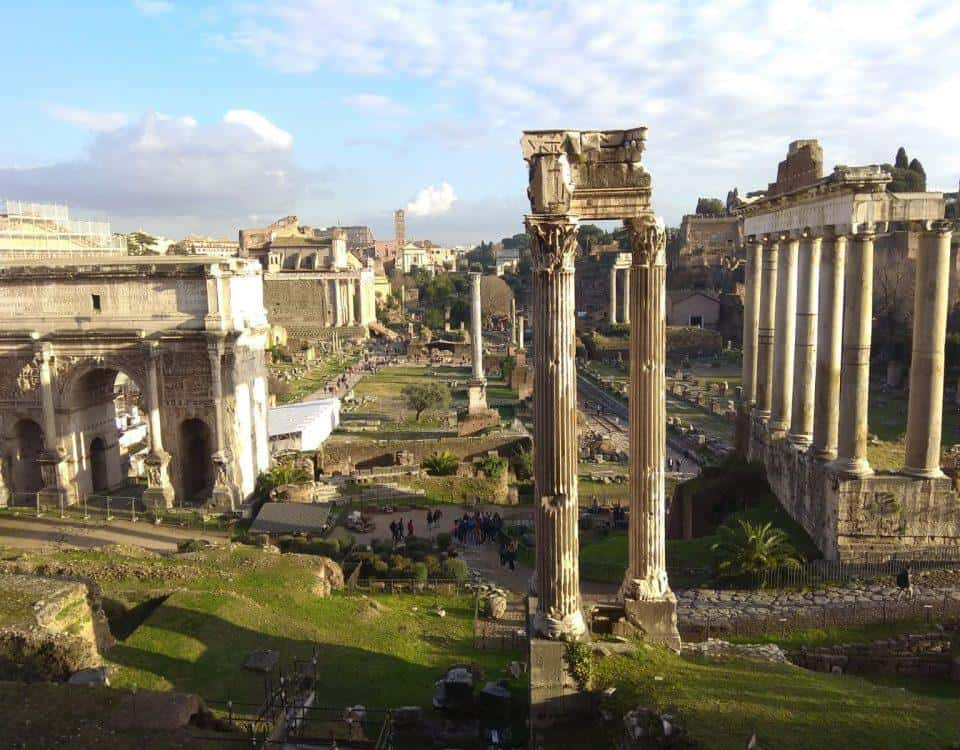 היסטוריה ברומא