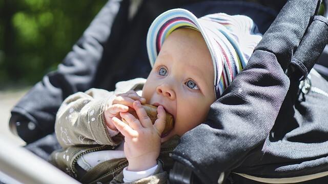 תינוק ברומא