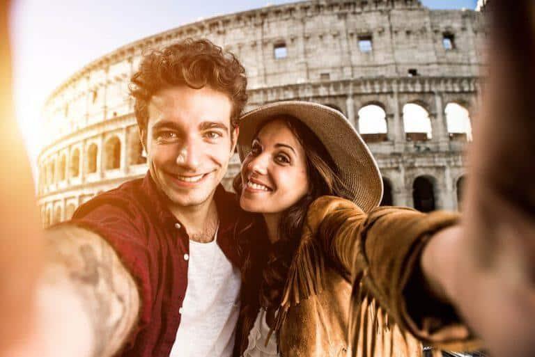 זוג ברומא