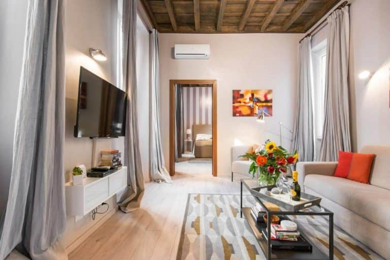 Living Rhome-SpanishSteps