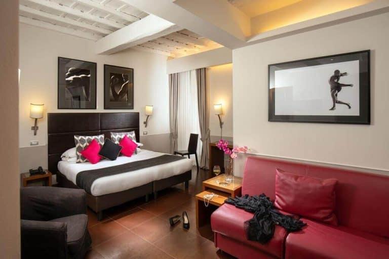 מלון קונדוטי ברומא